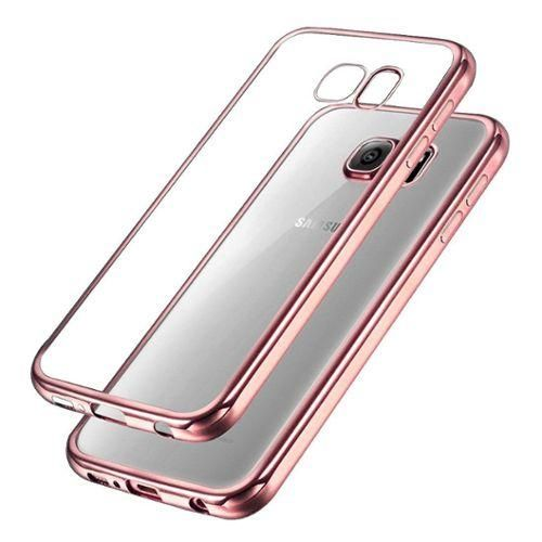 coque silicone samsung a5 2017 rose in 2020   Clear phone case ...