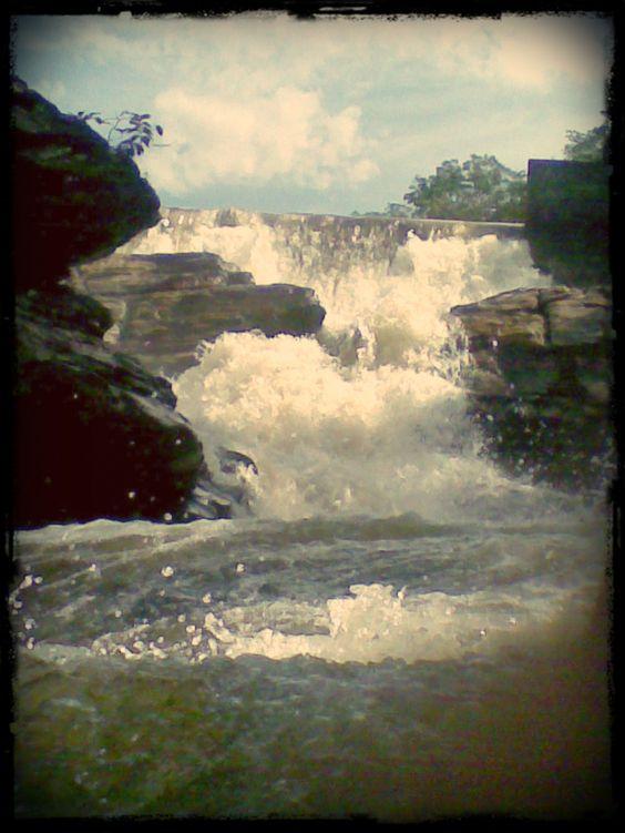 Cachoeira Usina Velha - Pirenópolis GO