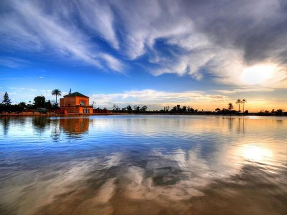 morocco, This place is so serene.