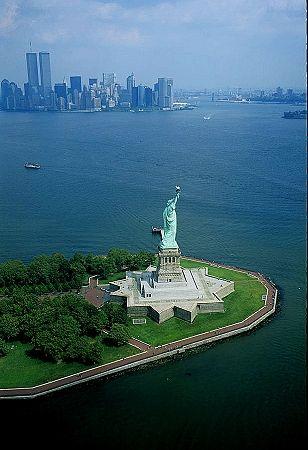 Statue of Liberty, New York, New York, NJ United States.