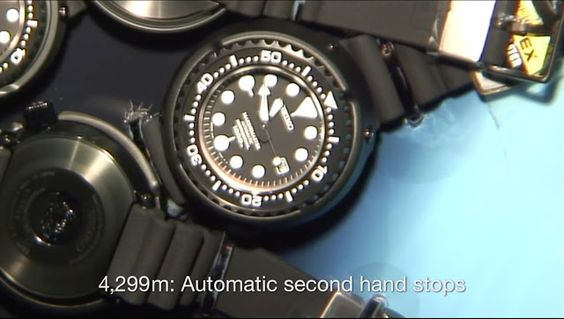 """Watches by SJX: Testing The Seiko Marinemaster """"Tuna"""" Diver In The..."""