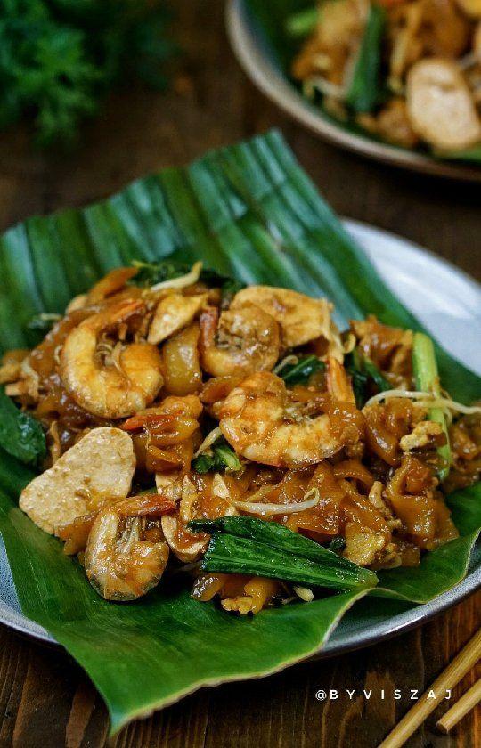 Resep Kwetiau Paling Enak Berbagai Sumber Resep Masakan Resep Masakan Asia Makanan