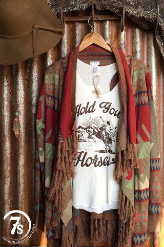 The Caballo – Savannah Sevens Western Chic Repin & Like. Hear #NoelitoFlow #Noel Music http://www.twitter.com/noelitoflow http://www.instagram.com/rockstarking http://www.facebook.com/thisisflow