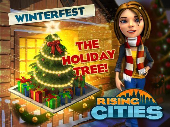 Rising Cities – Festa invernale