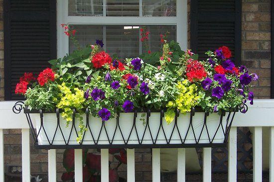 20 Diy Railing Planter Ideas For Balcony Gardeners Viragok Es Diy