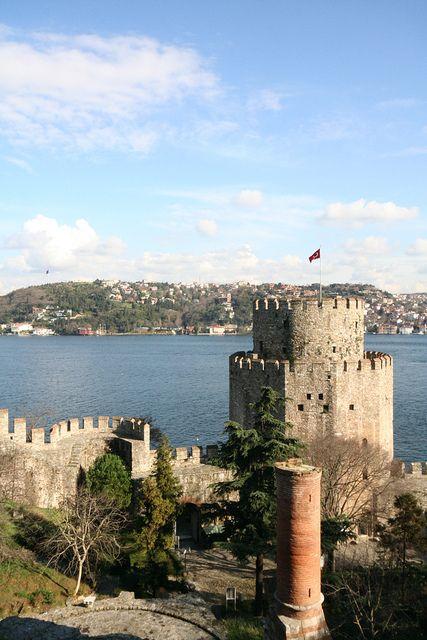 Rumeli Hisarı, Estambul, Turquía