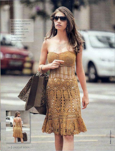 louca por linhas - crochet e patchwork: Ouro puro!!!