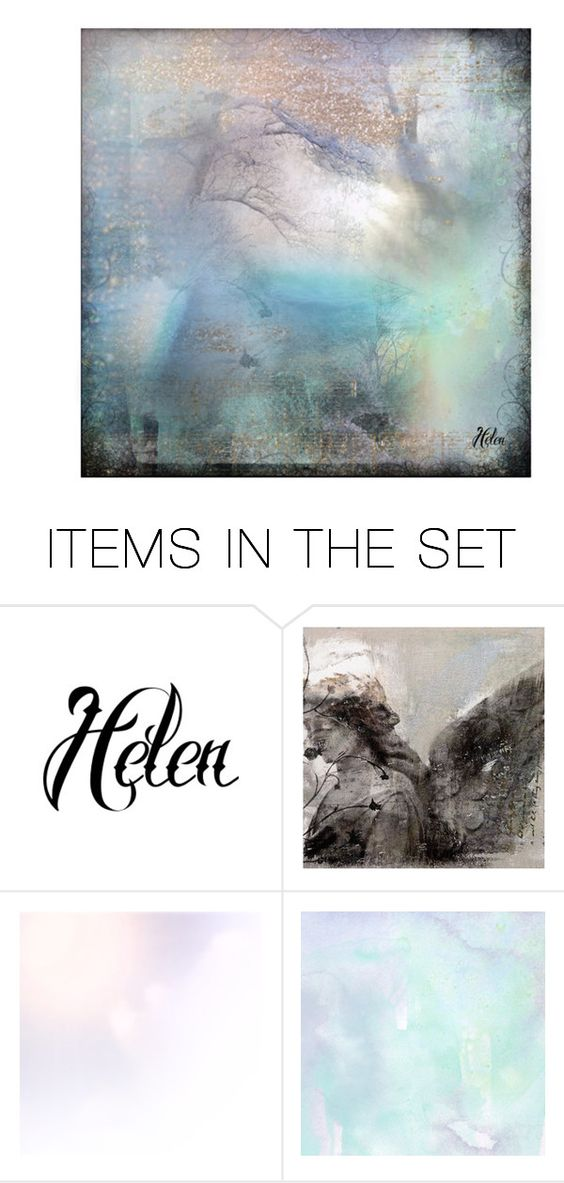 """Saturday"" by helenelizabethy ❤ liked on Polyvore featuring art"