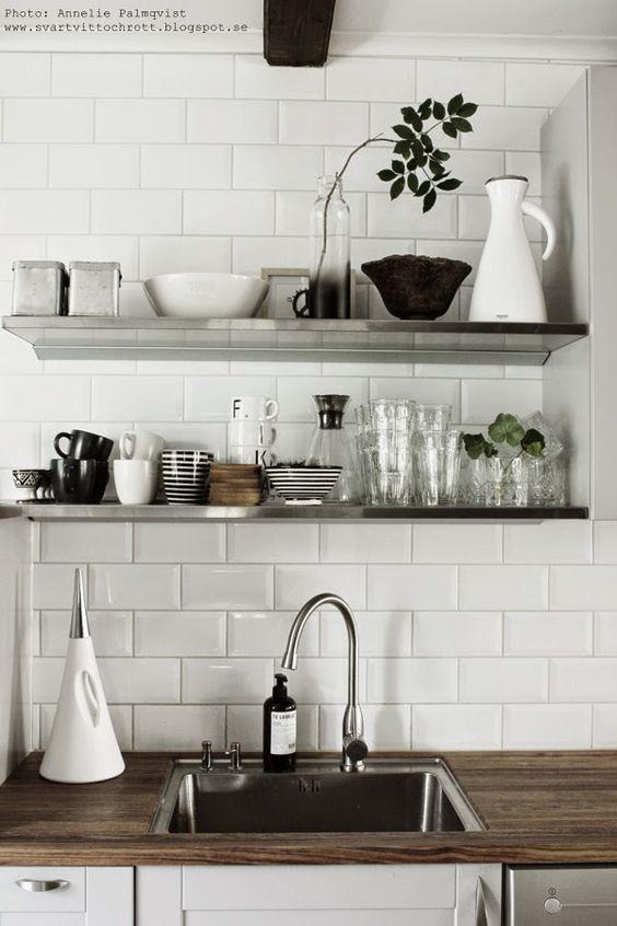 Kök kök industriellt : kök, köket, kökets, industriellt, indsutristil, industri, vitt kök ...