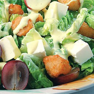 6 Healthy Salads That Make Weight-Watching Taste Good  Low-cal but big on taste!