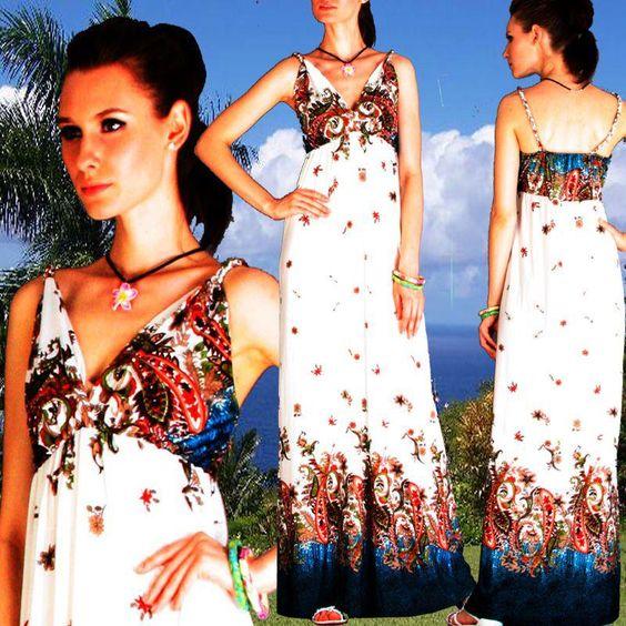 maxi dress #1