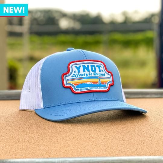 Snapbacks Ynot Lifestyle Brand Classic Patches Trucker Hat Snapback