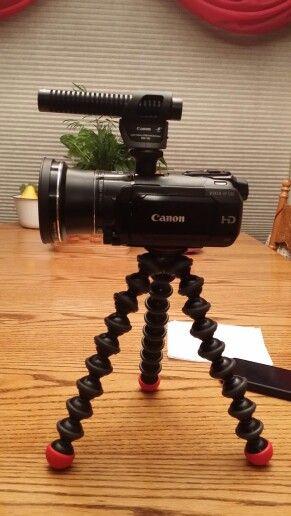 My new mini shoot gun mic