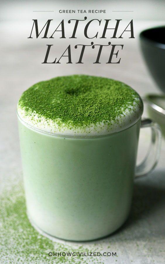 Matcha Latte How To Make Matcha Green Tea Latte At Home Matcha Greentea Matcha Green Tea Latte How To Make Matcha Green Tea Latte