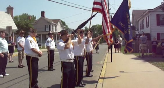 memorial day south jersey events