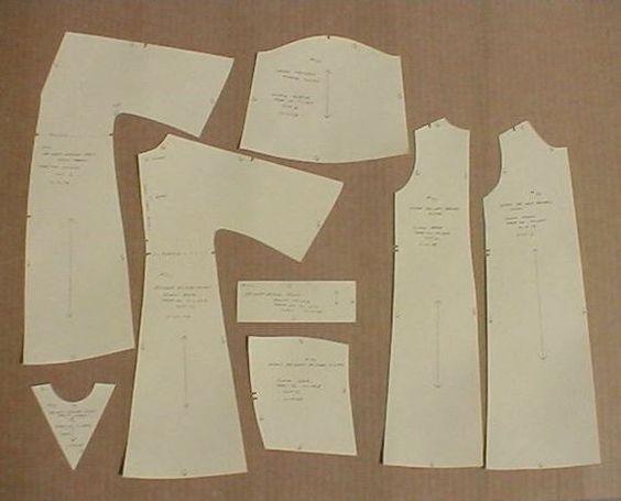 Obi wan kenobi 12 inch figure clothing prototype pieces for How to make a prototype shirt