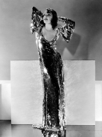 Lupe Velez photographed in the early 1930s