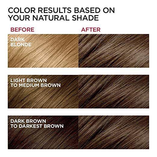 L Oreal Paris Excellence Creme Permanent Hair Color 5 Medium