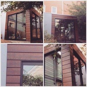 Mini cube! #modern #modernspacesandsheds #modernshed #shed
