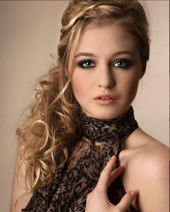 Swell Really Curly Hair Curly Hair And Cute Hairstyles On Pinterest Hairstyles For Women Draintrainus