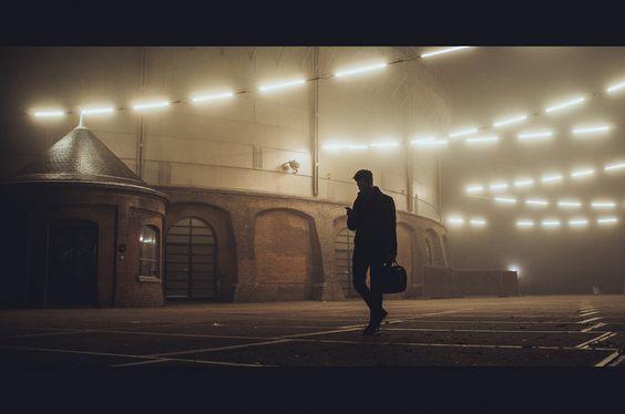 Cinematic Stills - Winter 2015 on Behance