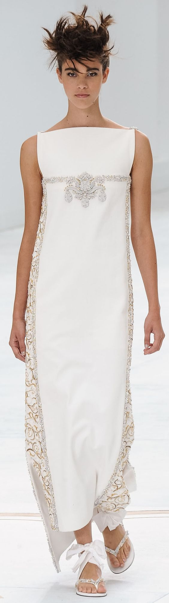 Chanel Couture F/W 2014-2015: