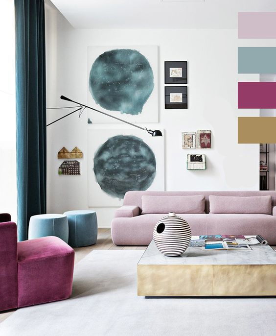 The Fall Color Palette Trends We