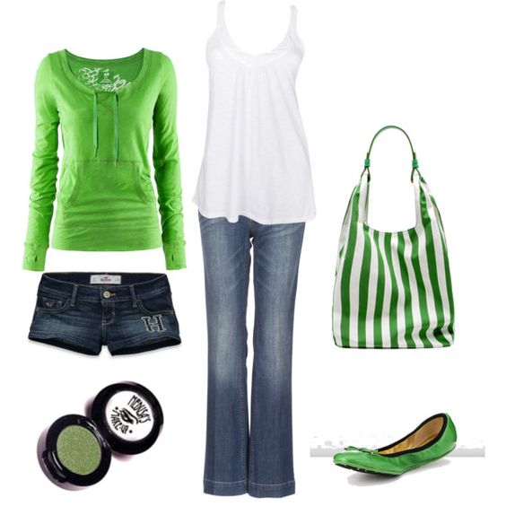 Aaaaand....yes! :)) loving the green!