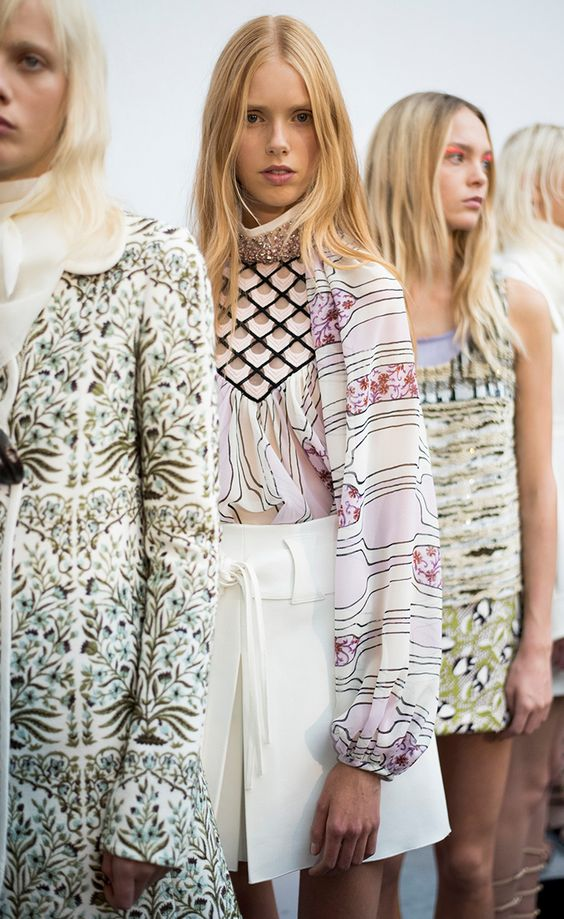 Giambattista Valli Spring 2016 Ready-to Wear