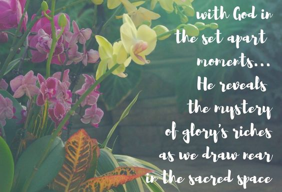 When our breaking leads us to see the glory of grace…