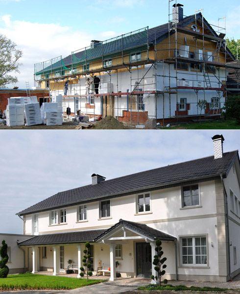 Fassade - iSOLÉ GmbH › Fenster, Wintergärten, Zäune, Fassaden