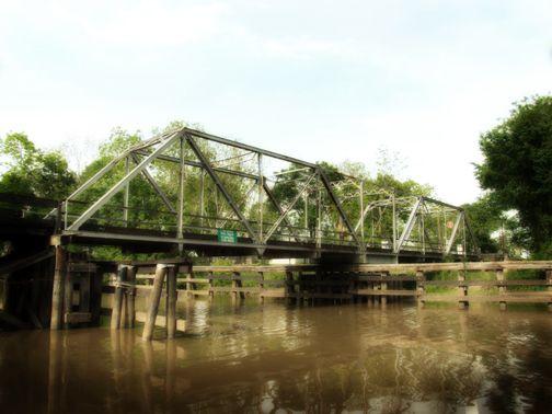 Vida Bridge, Loreauville, LA