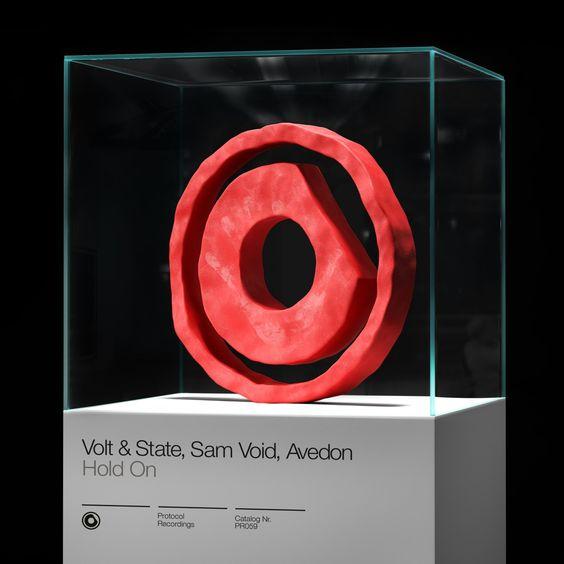 Volt & State, Sam Void, Avedon – Hold On (single cover art)