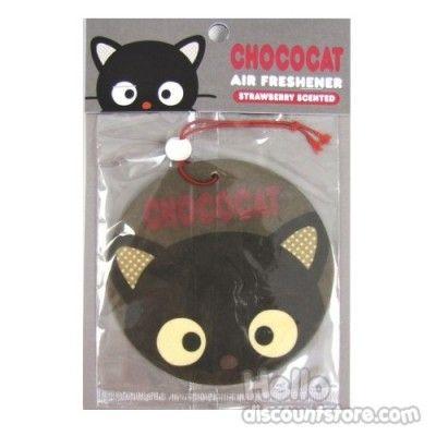 chococat party | Chococat $4.95 Sanrio Chococat Car Air Freshener (Strawberry)