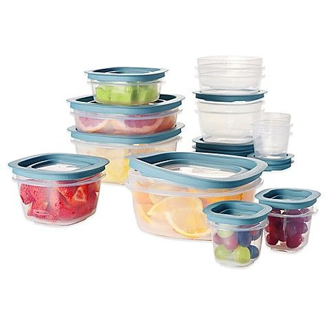 Rubbermaid Flex Seal 26 Piece Food Storage Set With Easy Find Lids Food Storage Set Glass Food Storage Glass Food Storage Containers
