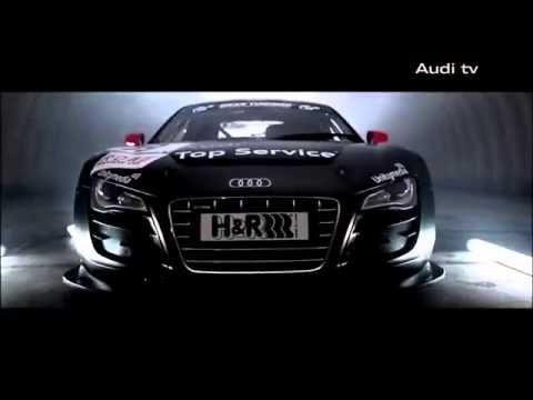 Tease do novo Audi R8 2012