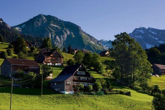 منزل هايدي الفتاة يتيمة في سويسرا Day Trip Trip Landmarks