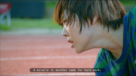 Quote from To The Beautiful You