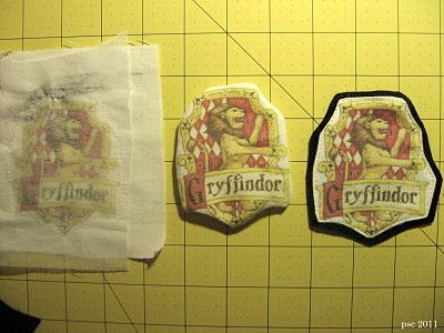 Printed Fabric Patch Tutorial