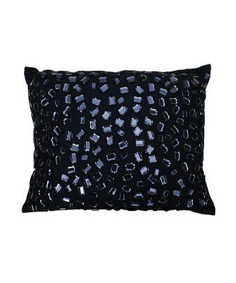 This gemstone pillow will add instant glam to any room! #thro #throbyml #marlolorenz #bluefly #belleandclive #sale #like #love #fashion #spread #follow #share #cozy #comfy #throws #pillows #homedecor #home #decor #gifts #buy #shop