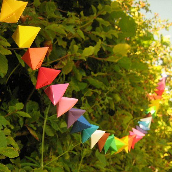 Guirnalda multicolor