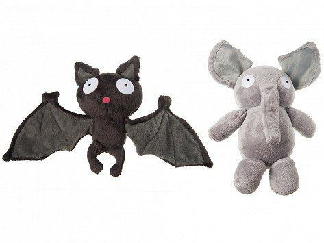 Elephant + Bat Chimera | Mix n' Match Stuffed Animal