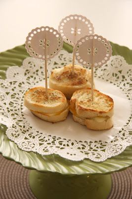 Mini Grilled Cheese Sandwiches | In the Kitchen | Pinterest | Mini ...