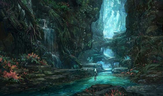 Grotto inspiration