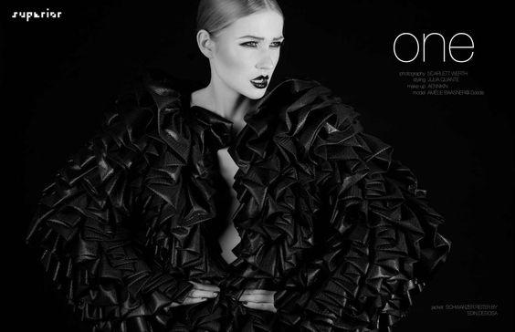 Photographer: SCARLETT WERTH | Styling: JULIA QUANTE | Hair & make-up: AENNIKIN | Model: AMÉLIE BAASNER @ SEEDS