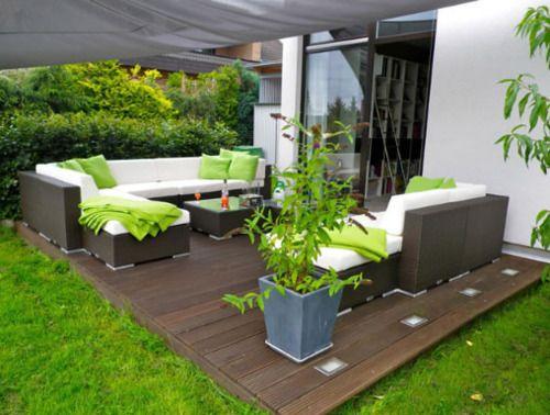 petit jardin design recherche google aménagement petit petit jardin ...