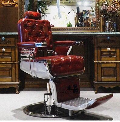 New Vintage Hair Salon Chair High End Hair Salon Vip Hair Chair Dasdfa Hairdressing Chair Dddafe 312 Vintage Hair Salons Hair Salon Chairs Barber Chair