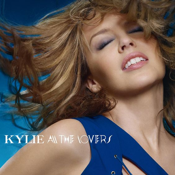 Kylie Minogue — All the Lovers (studio acapella)
