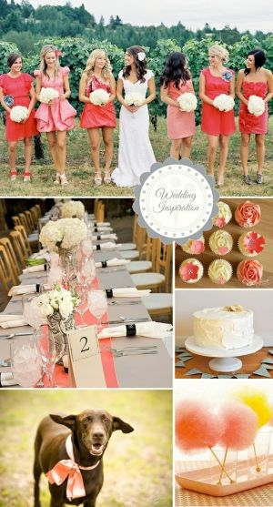 Coral wedding Search on Indulgy.com