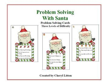 Problem Solving With Santa